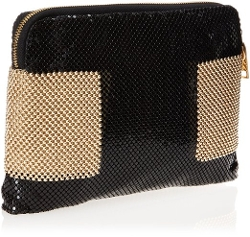 Metal Mesh Zip Top Clutch Bag by Whiting & Davis in The Second Best Exotic Marigold Hotel