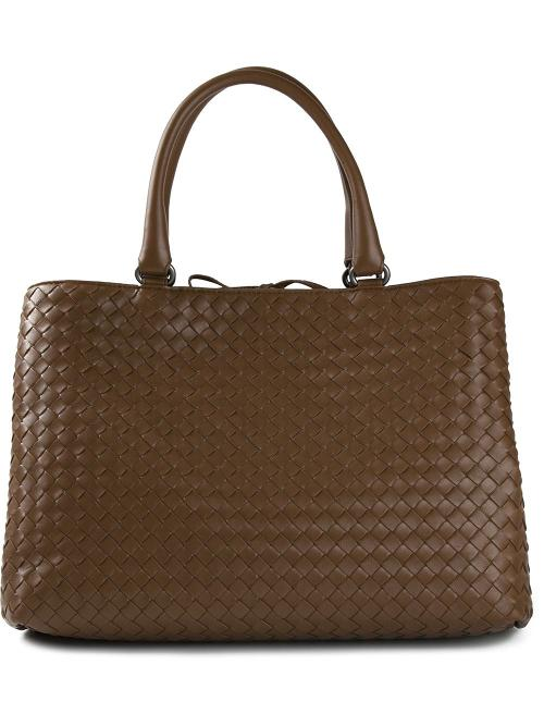 Intrecciato Tote Bag by Bottega Veneta in Little Fockers