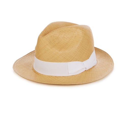 Classic Panama Hat by Sensi Studio in Live By Night