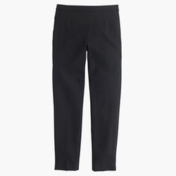 Martie Pant In Bi-Stretch Wool by J.Crew in Spotlight