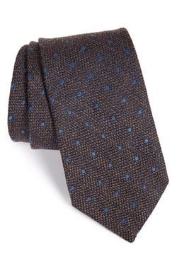 'Dunella' Dot Wool & Silk Tie by John W. Nordstrom in X-Men: Apocalypse