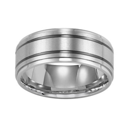 Stainless Steel Ring by JCPenny in She's Funny That Way