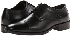 Larsey Oxford Shoes by Johnston & Murphy in Dr. No