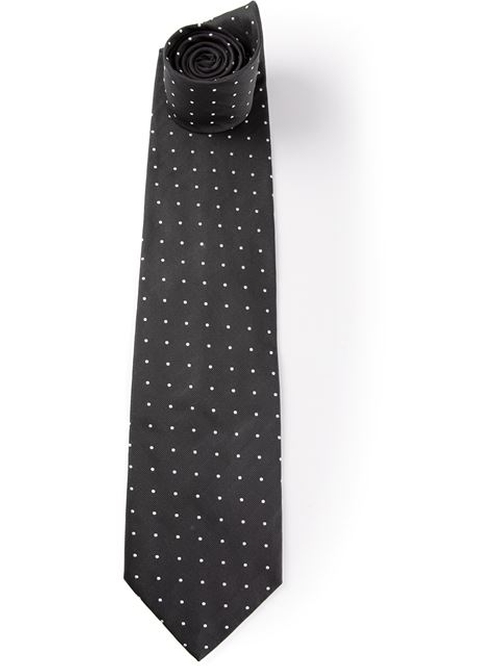 Printed Tie by Gianfranco Ferre Vintage in Side Effects