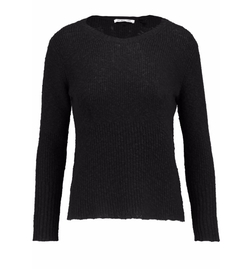 Ribbed-Knit Cashmere Sweater by Helmut Lang in Guilt