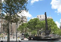New York, New York by Foley Square in The Other Woman