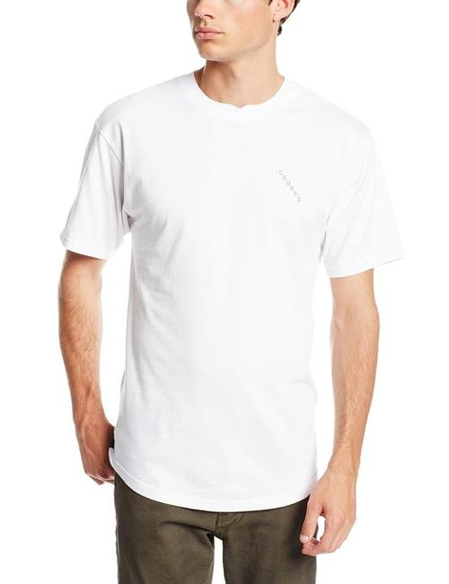 Knit Panelled Crew T-Shirt Bandit by Crooks & Castles in Let's Be Cops