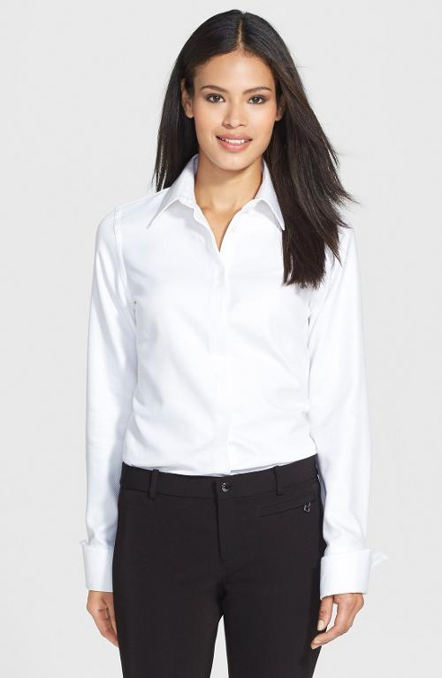 'Newport' Cotton Twill Shirt by Pink Tartan in New Year's Eve