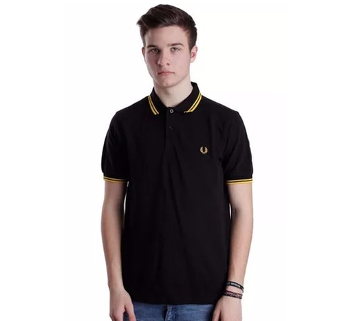 Twin Tipped Shirt by Fred Perry in Kingsman: The Secret Service