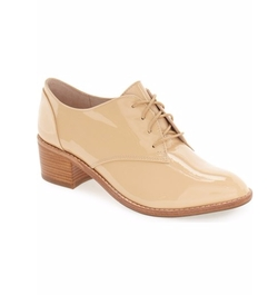 'Finch' Oxford Shoes by Louise et Cie in Supergirl
