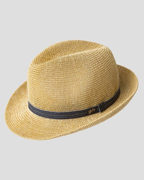 Elliott Paper Crochet Straw Hat by Bailey of Hollywood in While We're Young