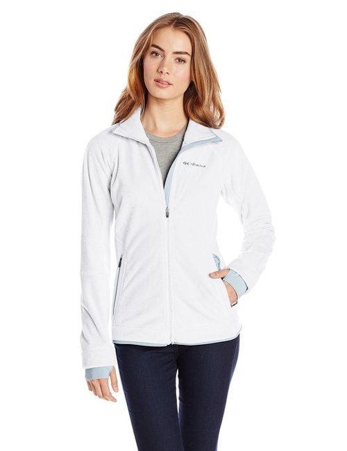 Pearl Plush II Fleece Jacket by Columbia in While We're Young