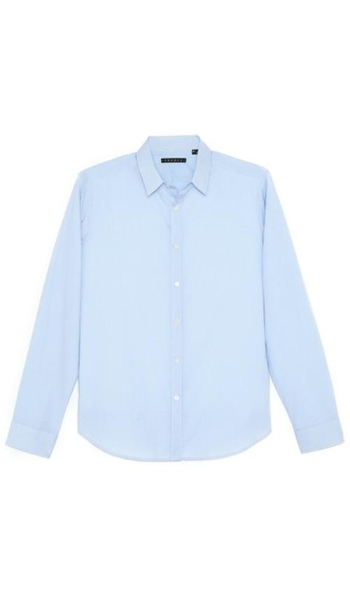 Keyport Dress Shirt by Theory in Ride Along