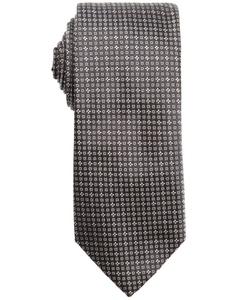 Pinwheel & Square Printed Silk Tie by Prada in Suits
