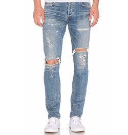 X A$ap Ferg Super Skinny Denim Jeans by Agolde in Empire