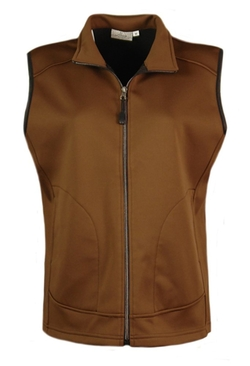 Full Zip Soft Shell Vest by Akwa in The Divergent Series: Allegiant