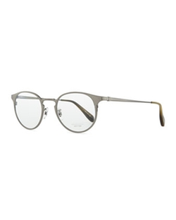 Wildman Round Fashion Glasses by Oliver Peoples in Vacation