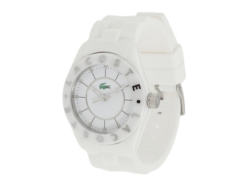 Rubber Strap Watch by Lacoste in Ballers