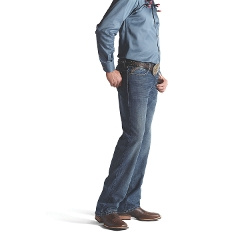 M2 Relaxed Clearwater Jeans by Ariat in The Longest Ride