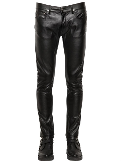 Joey Faux Leather Pants by April 77 in Ricki and the Flash