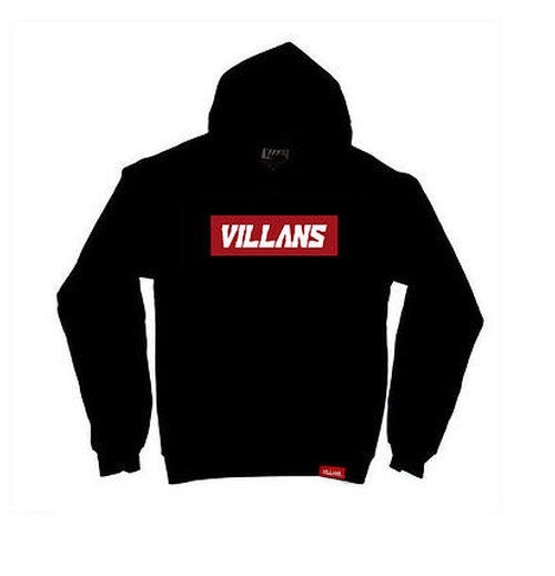 Logo Hoodie by Villans in Keeping Up With The Kardashians - Season 12 Episode 5