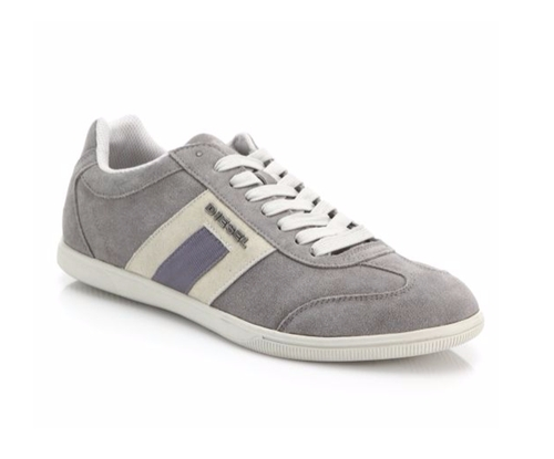 Happy Hour Suede Sneakers by Diesel in Assassin's Creed
