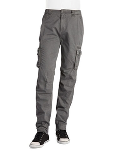 Cotton Cargo Pants by Rogue State in The Big Lebowski