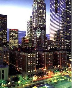 Los Angeles, California by Millennium Biltmore Hotel in Blow