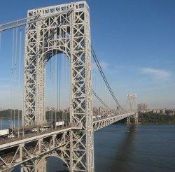 New York City, New York by George Washington Bridge in Need for Speed
