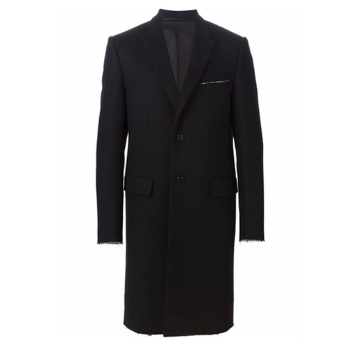 Frayed Evening Coat by Givenchy in Suits - Season 5 Episode 16