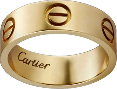 Love Ring by Cartier in Pretty Little Liars