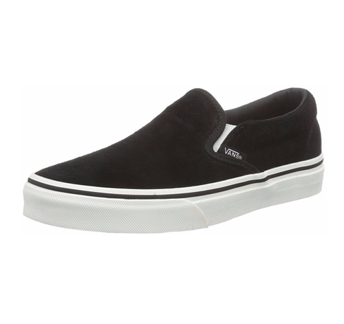Classic Slip On Sneakers by Vans in Pretty Little Liars - Season 7 Episode 10