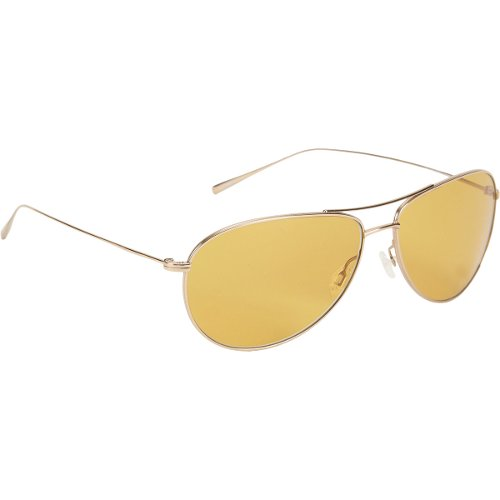 Tavener Aviator Sunglasses by Oliver Peoples in The Counselor