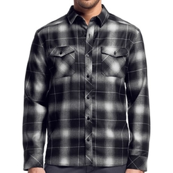 Lodge Plaid Shirt by Icebreaker in Straight Outta Compton