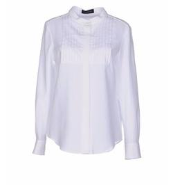 Mandarin Collar Shirt by Piazza Sempione in The Intern