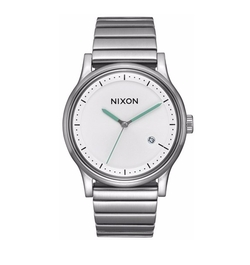 Station Bracelet Watch by Nixon in Designated Survivor