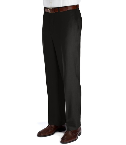 Traveler Plain Front Trousers by Jos A. Bank in Hall Pass