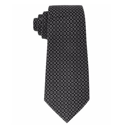Men's Classic Diamond Jacquard Tie by Lauren Ralph Lauren in Sully