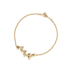 Paloma Picasso Olive Leaf Vine Bracelet by Tiffany & Co. in Scandal