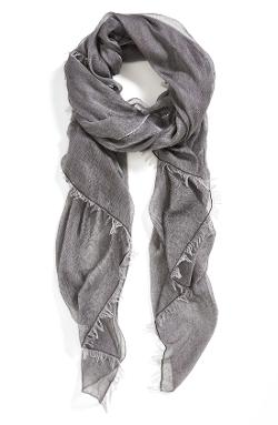 Woven Scarf by NORDSTROM in Dawn of the Planet of the Apes