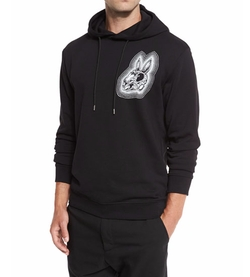 Bunny Be Here Now Hoodie by McQ Alexander McQueen in Empire