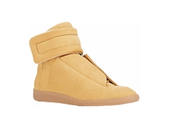 Future Ankle-Strap Sneakers by Maison Margiela in Empire