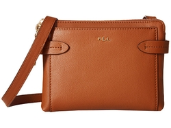 Crawley Double Zip Crossbody Bag by Lauren By Ralph Lauren in The Spy Who Loved Me
