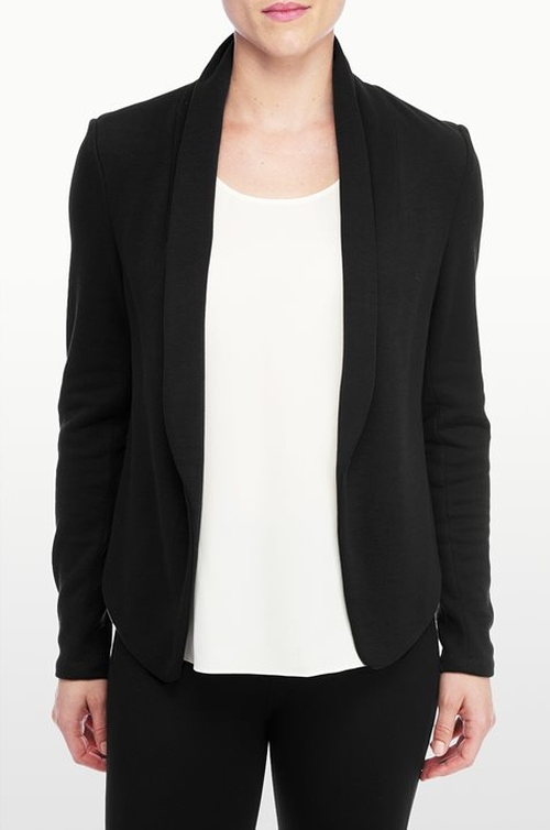 Combo Double Knit Blazer by NYDJ in Nashville - Season 4 Episode 7