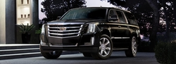 Escalade SUV by Cadillac in Deadpool