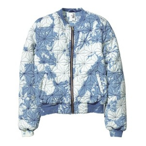 Tie Dye Bomber Jacket by H&M in Scream Queens