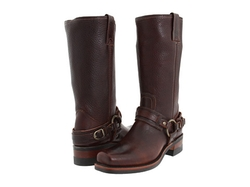 Belted Harness 12R Boots by Frye in Star Wars: The Force Awakens