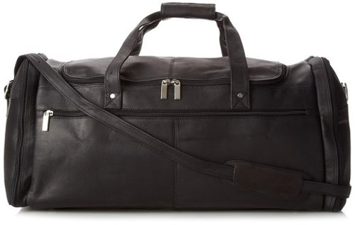 Multi Pocket Duffel Bag by David King & Co. in The Gunman