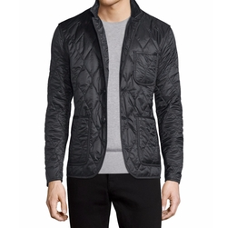 Gillington Quilted Jacket by Burberry in Sneaky Pete