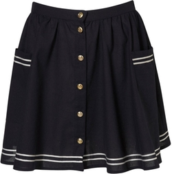 Sailor Skirt by Topshop in Pretty Little Liars